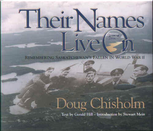 Their Names Live On Front cover